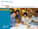 Teacher Leadership: Self-Assessment and Readiness Tools