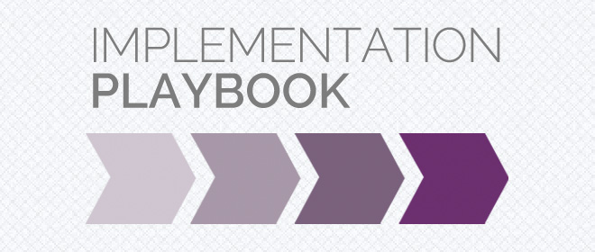 Implementation Playbook