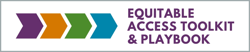 Equitable Access Toolkit Banner