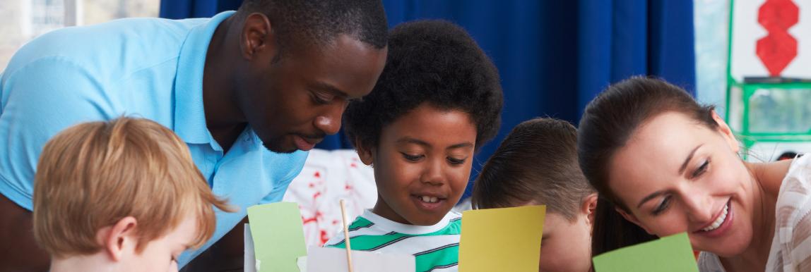 Diversify the Educator Workforce