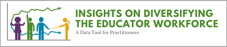 Insights on Diversifying the Educator Workforce Banner