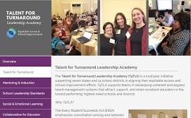 Talent for Turnaround Leadership Academy