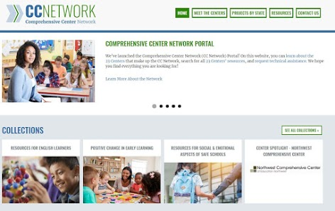 Comprehensive Center Network Site Thumn