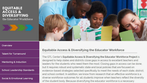 Equitable Access & Diversifying