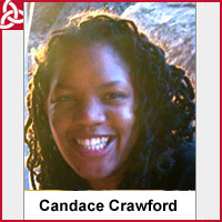 Photo of Candace Crawford.
