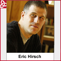 Photo of Eric Hirsch.