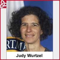 Photo of Judy Wurtzel.