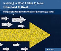 Listening to Great Teachers: A Teacher-Driven Research Project