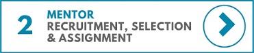 Mentor Recruitment, Selection & Assignment