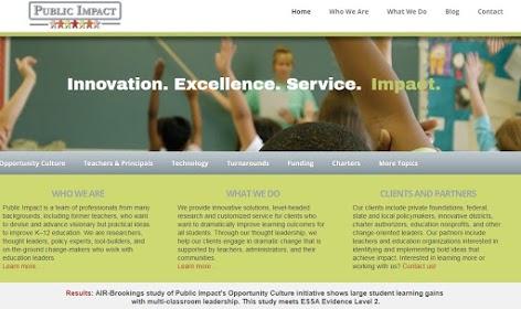 Public Impact site Thumbnail