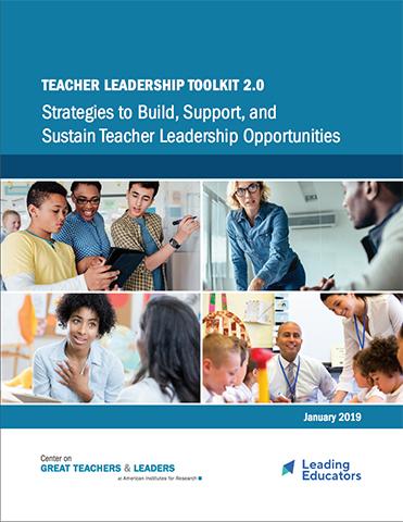 Teacher Leadership Toolkit 2.0 thumbnail