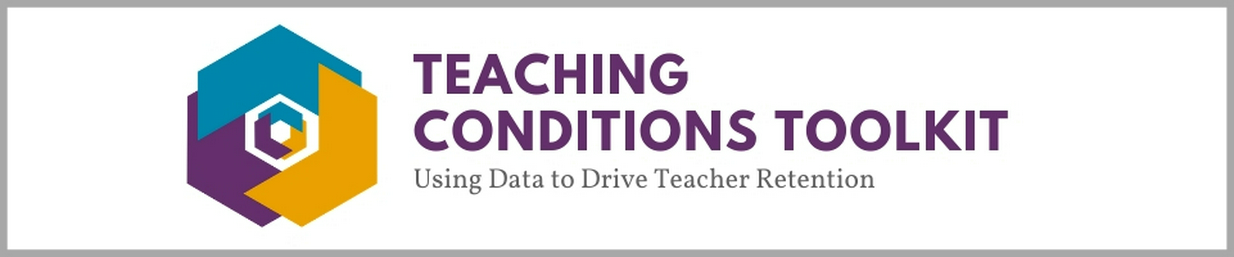 Teaching Conditions Banner