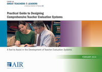 Practical Guide to Designing Comprehensive Teacher Evaluation Systems