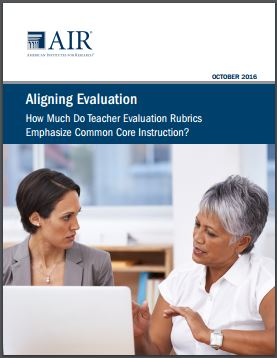 Aligning Evaluation