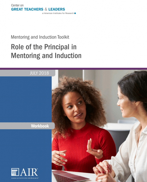 Mentoring and Induction Toolkit