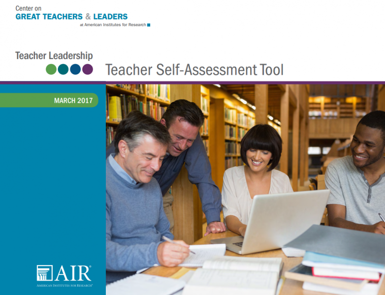 Teacher Leadership: Self-Assessment and Readiness Tools | Center on ...